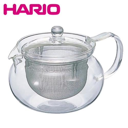 日本製造 HARIO 泡茶玻璃壺700ml (附茶網) HAR-CHJ70