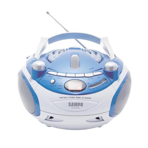 SAMPO 手提CD音響 AKW1307RL