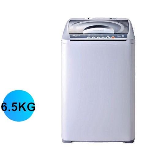 【whirlpool惠而浦】6.5KG定頻單槽洗衣機WV65AN