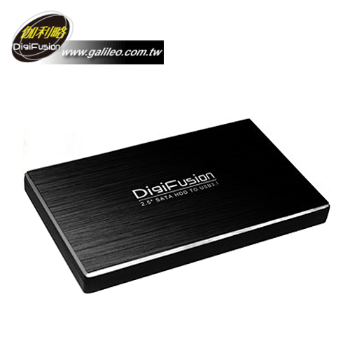 伽利略 USB3.1 2.5吋 MB接頭 硬碟外接盒