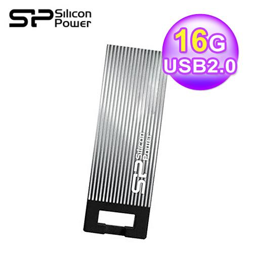 Silicon Power 廣穎 835 星光精品碟 16GB 銀