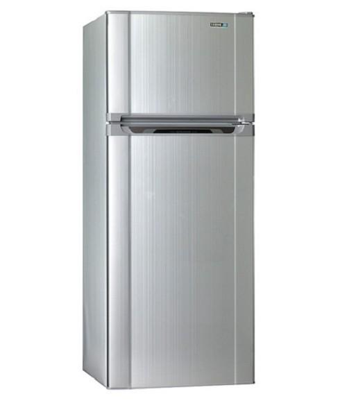 買就送【SAMPO聲寶】340L雙門冰箱SR-L34G(S2)-