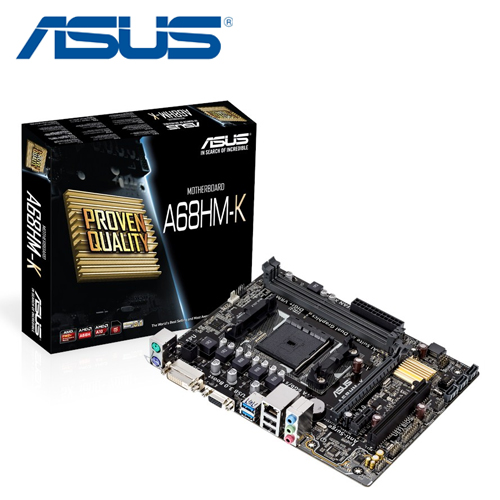 ASUS 華碩 A68HM-K 主機板