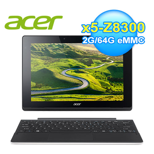 acer 宏 SW3-016-17R4 10吋2in1 白