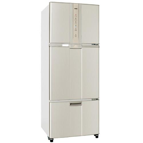 好禮送【SAMPO聲寶】455L三門變頻冰箱SR-N46DV(金Y2)-