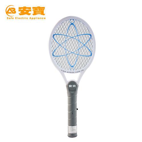 安寶 鋰電充電式三層捕蚊拍 AB-9935