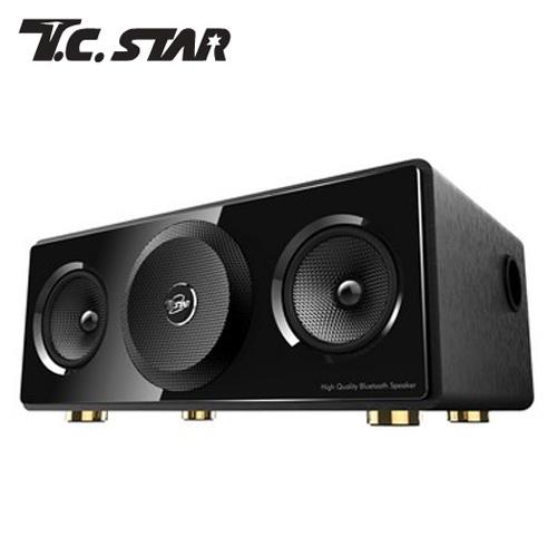 T.C.STAR TCS3000 多功能藍牙喇叭 (經典黑)