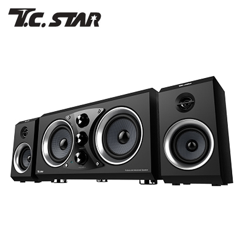 T.C.STAR 藍牙多媒體喇叭 TCS3500