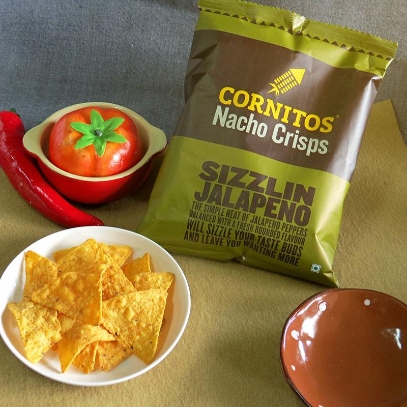 墨西哥脆片墨西哥辣椒風味