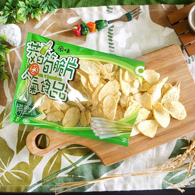 【埔里鎮農會】茭白筍脆片