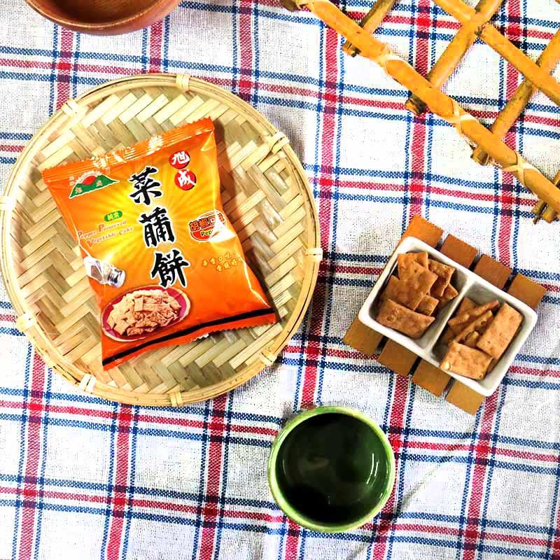 旭成-菜脯餅-胡椒A64
