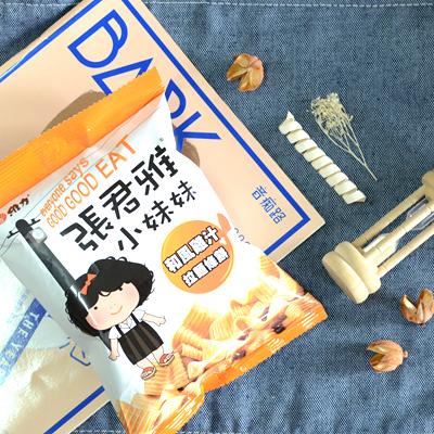 【維力】張君雅拉麵條餅和風雞汁A32