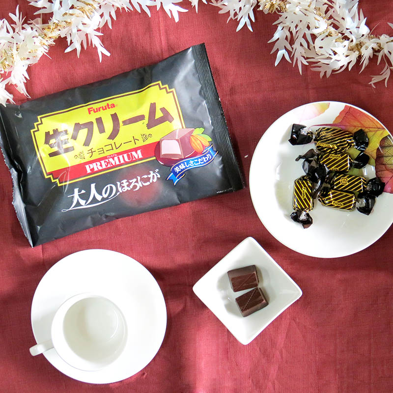 FURUTA古田頂級生巧克力