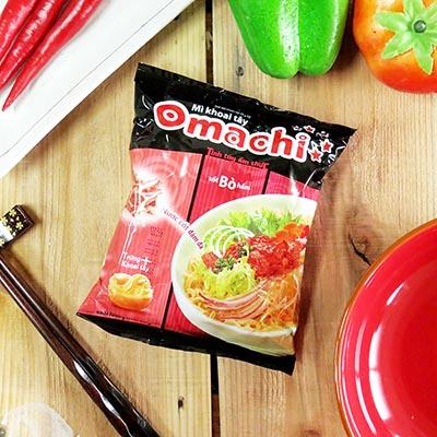 越南速食牛肉風味麵