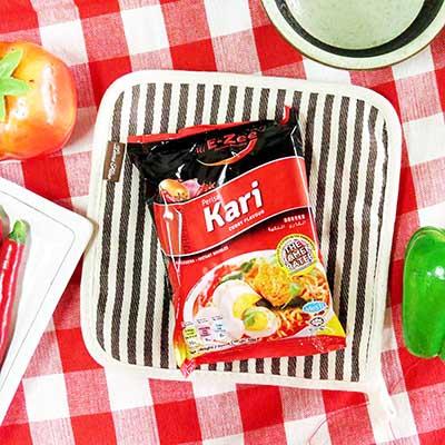 馬來西亞咖哩味快速麵