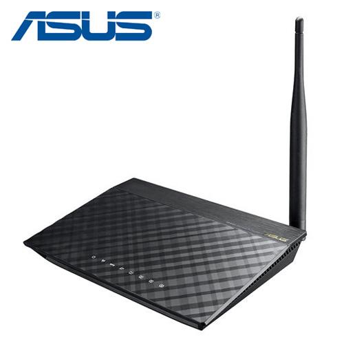 ASUS華碩 RT-N10+ D1 Wireless-N150 無線路由器
