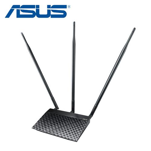 ASUS华硕 RT-N14UHP 高功率三合一无线分享器