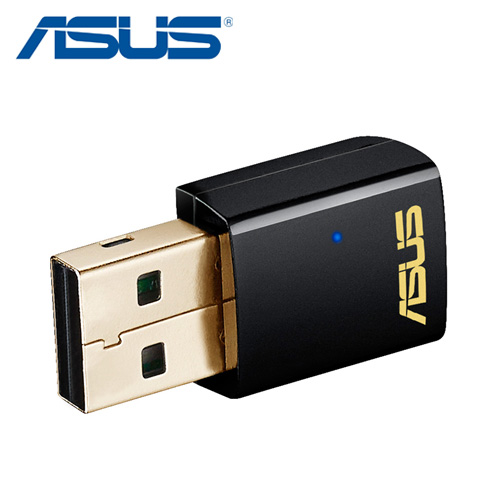 ASUS 華碩 USB-AC51 AC雙頻網卡