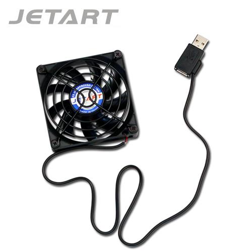 JETART 捷藝 8CM USB風扇 DF8015UB