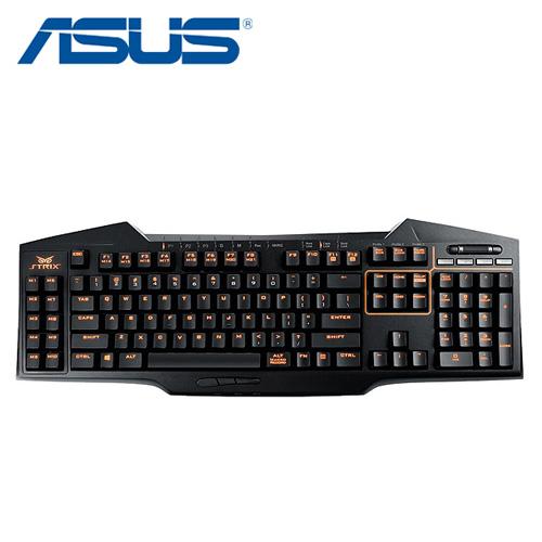 ASUS 華碩 Strix Tactic Pro 戰術高手專案版 機械式鍵盤
