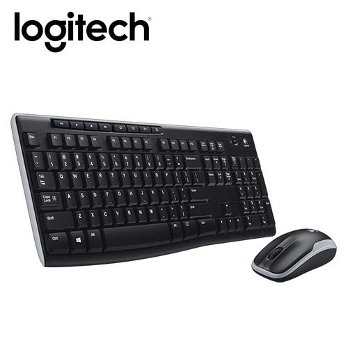 Logitech 羅技 MK270R 無線鍵鼠組