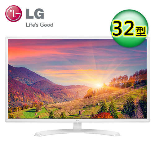 LG 32MP58HQ-P 32型 AH-IPS液晶顯示器-黑