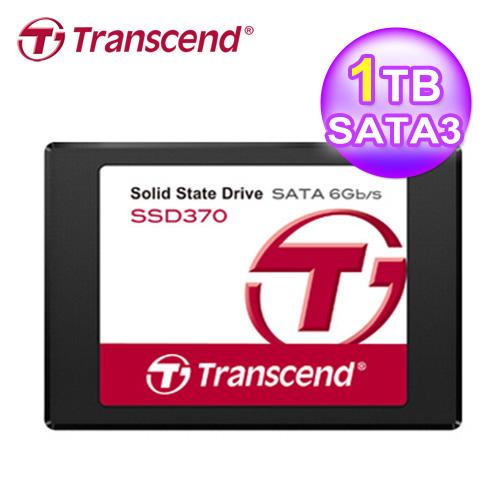 Transcend 創見TS1TSSD370 1TB 固態硬碟