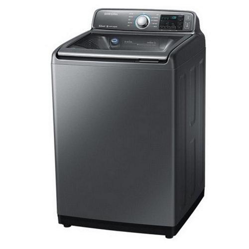 【SAMSUNG三星】21公斤雙效手洗變頻洗衣機WA21J7700GP/TW-網