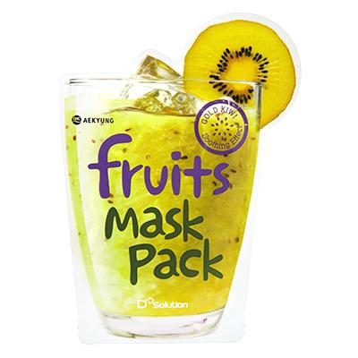 超Juicy果汁面膜-黃金奇異果