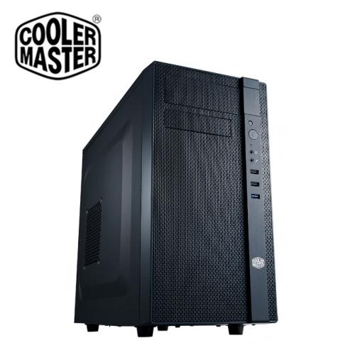 酷碼 N200 黑化電腦機殼 mATX USB3.0