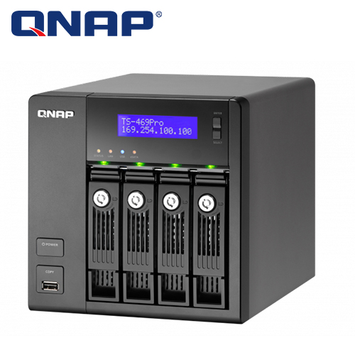 QNAP TS-469 Pro 網路儲存NAS