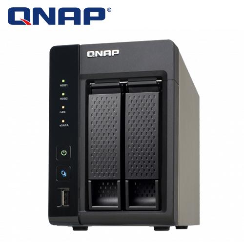 QNAP TS-269L網路儲存伺服器
