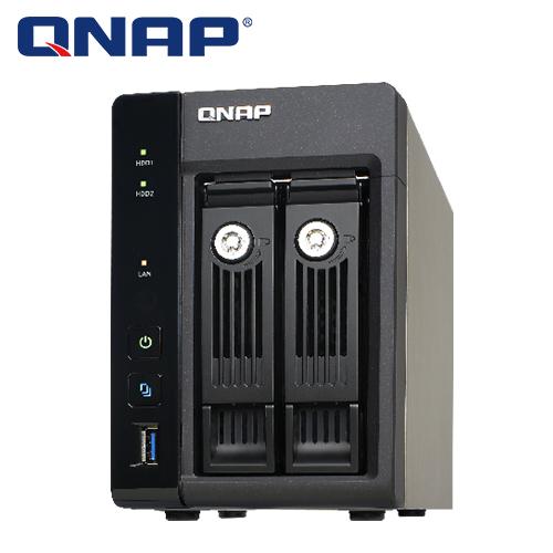 QNAP TS-253 Pro 8G 2Bay 網路儲存
