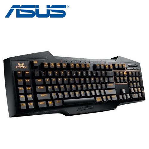 ASUS 華碩 STRIX TACTIC PRO(青軸) 鍵盤