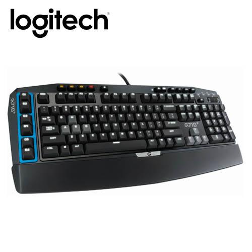 羅技 G710+ 機械遊戲鍵盤 青軸