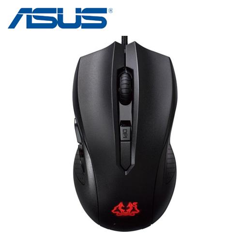 ASUS 華碩 Cerberus 賽伯洛斯 電競滑鼠
