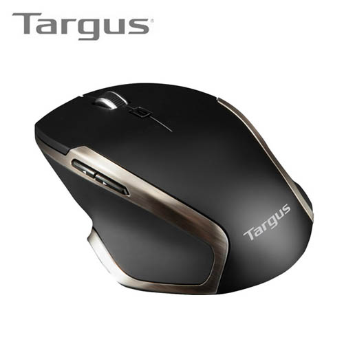 TARGUS AMW574 黑盾藍光無線滑鼠