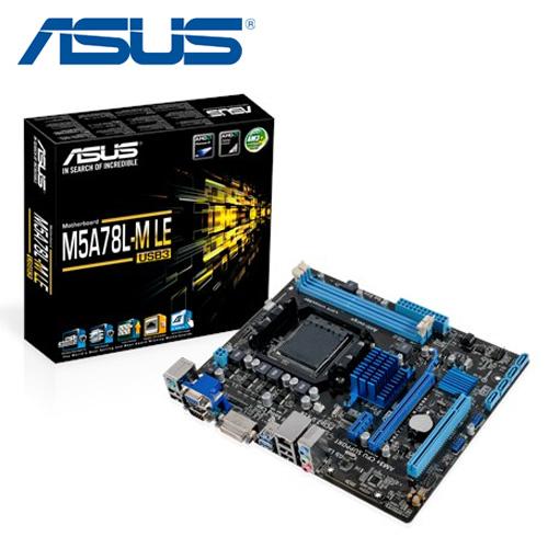 ASUS 華碩 M5A78L-M LE/USB3 主機板
