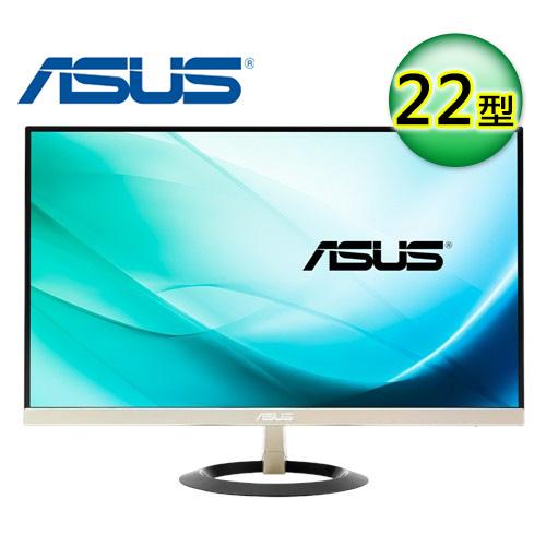 ASUS 華碩 VZ229H 超薄IPS顯示器(內建喇叭)