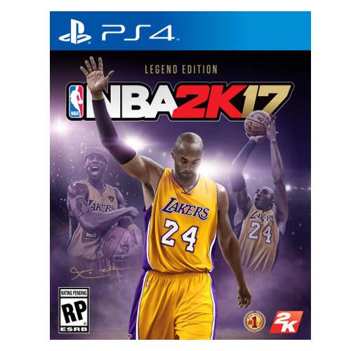 PS4 NBA2K17 中英文版 傳奇珍藏版