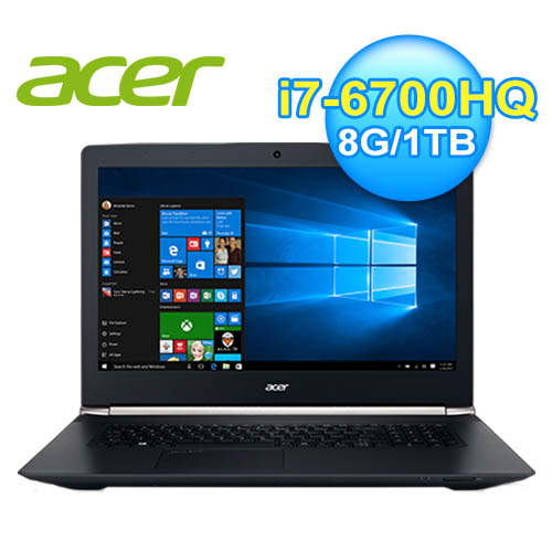 acer 宏 VN7-792G-76Y0 六代電競筆電