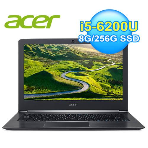 acer 宏碁 S5-371-50VC 黑色筆電