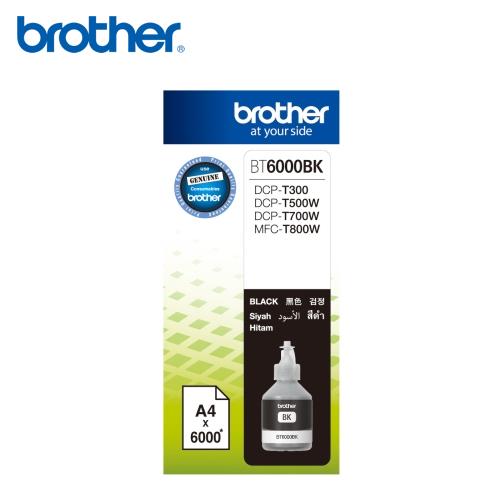 Brother BT6000BK 黑色墨水