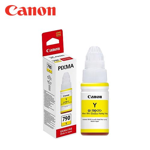 Canon GI-790 Y 黃色墨水
