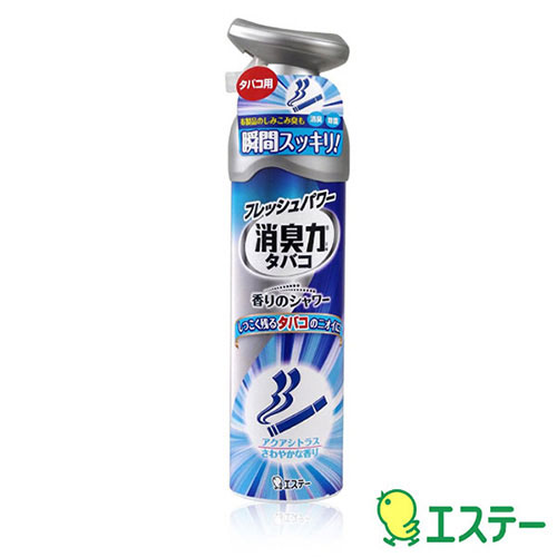 ST雞仔牌 浴香消臭除菌兩用噴劑-清涼香/除煙臭280ml ST-123940