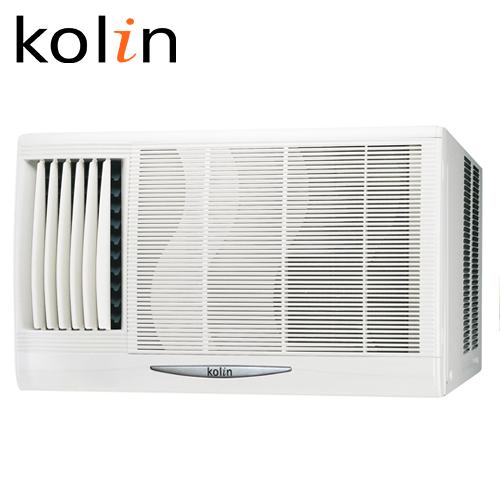 Kolin 歌林 窗型(定頻單冷)左吹-不滴水 KD-322L01