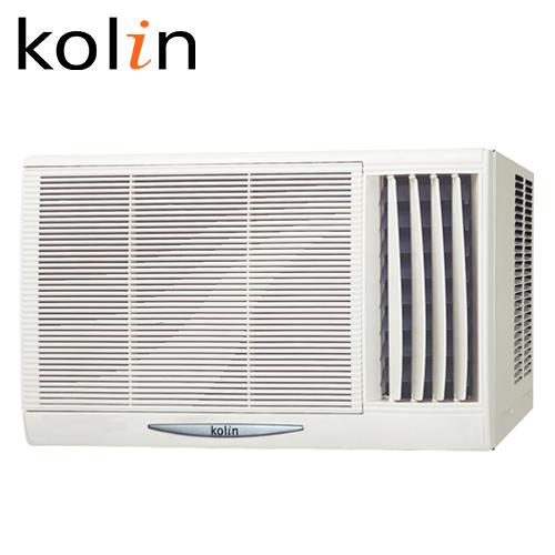 Kolin 歌林 窗型(定頻單冷)右吹-不滴水 KD-322R01