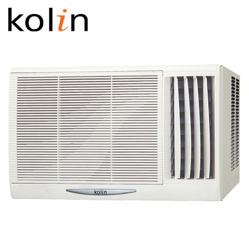 Kolin 歌林 窗型(定頻單冷)右吹-不滴水 KD-362R01