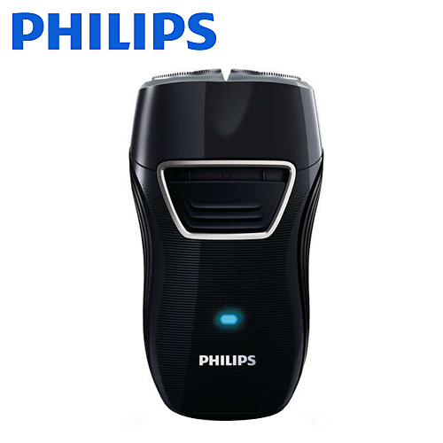 Philips 飛利浦 雙刀頭充電式電鬍刀 PQ217