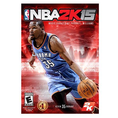 NBA 2K15 PC中英文版
